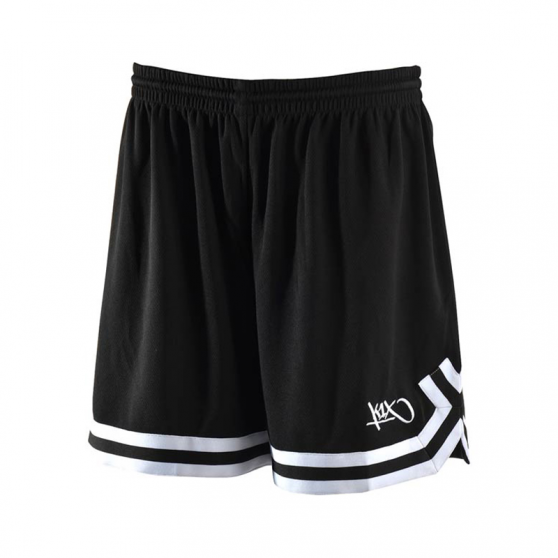K1x Ladies Double X Shorts - Noir & Blanc