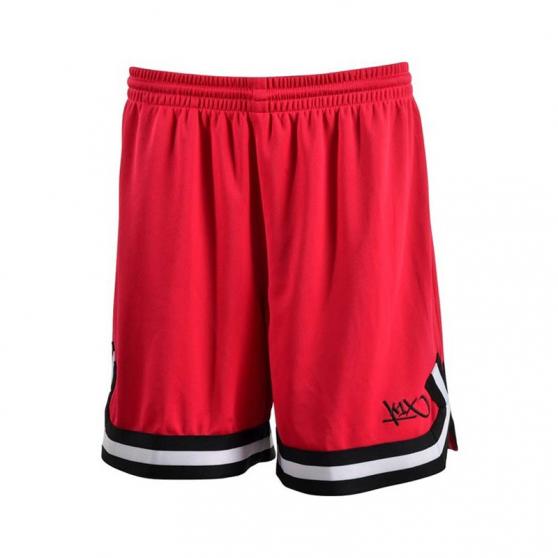 K1x Ladies Double X Shorts - Rouge & Noir