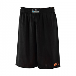 K1x Reversible Practice Shorts mk2 - Orange & Noir