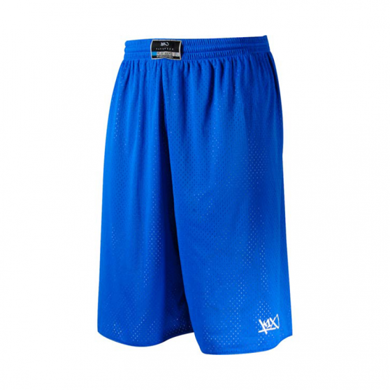 K1x Reversible Practice Shorts mk2 - Royal & Blanc