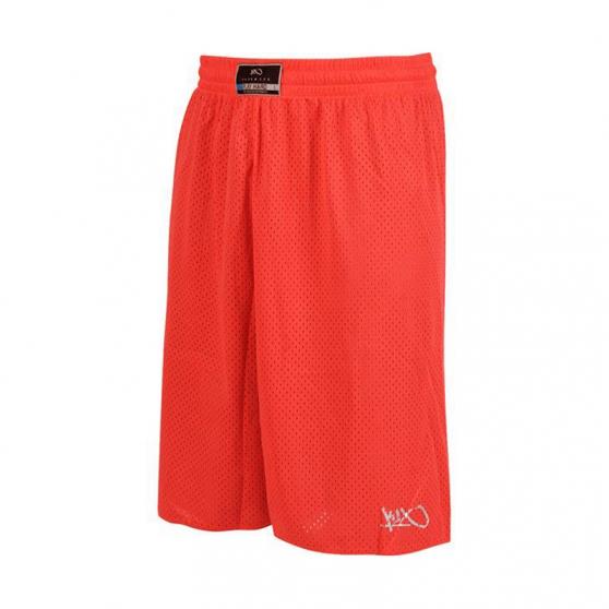 K1x Reversible Practice Shorts mk2 - Rouge & Blanc