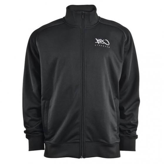 K1x Intimitador Warm-up Jacket - Noir