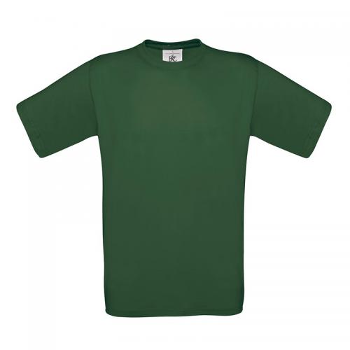 T-shirt Vert foncé