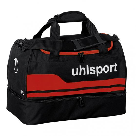 Uhlsport Basic Line 2.0 Players Bag 50L - Rouge & Noir