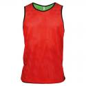 Chasuble Réversible - Rouge & Vert