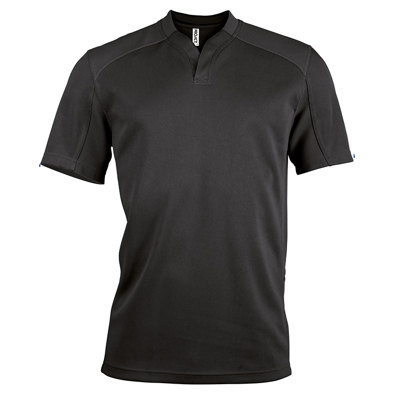 Maillot Rugby - Noir