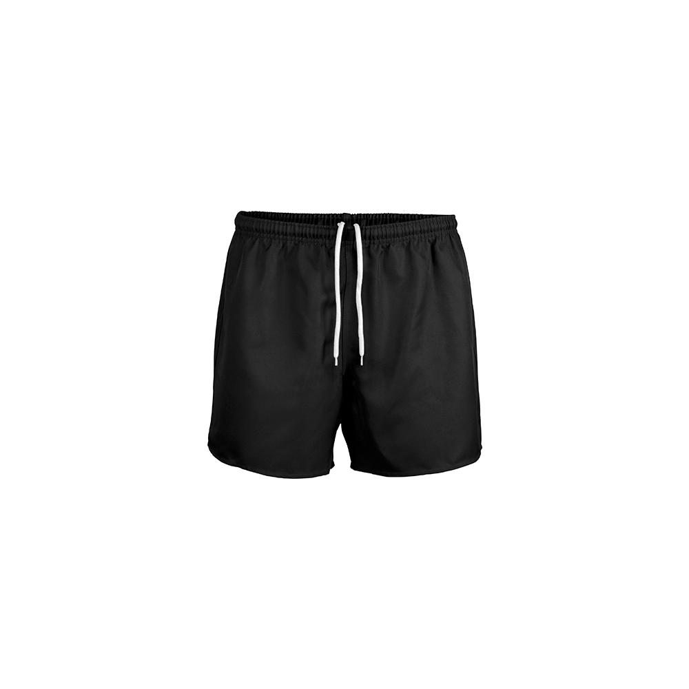 Short Rugby - Noir