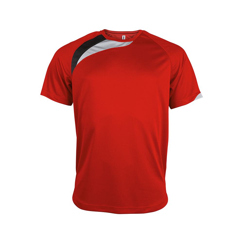 Maillot Sport - Rouge & Noir