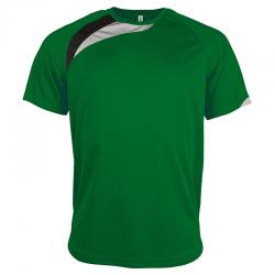 Maillot Sport - Vert & Noir