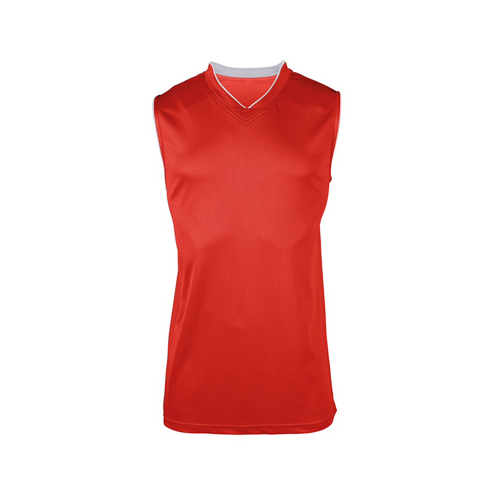Maillot Basketball - Rouge