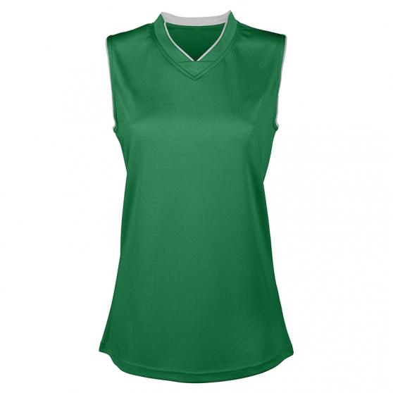 Maillot Basketball Femme - Vert