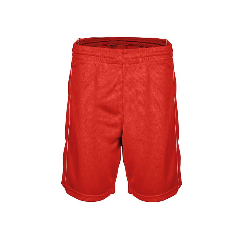 Short Basketball - Rouge