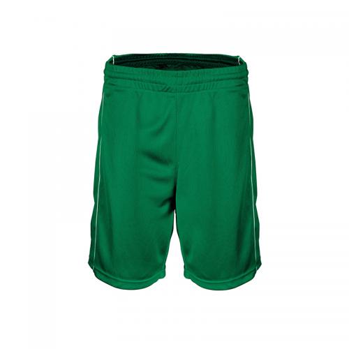 Short Basketball Femme - Vert