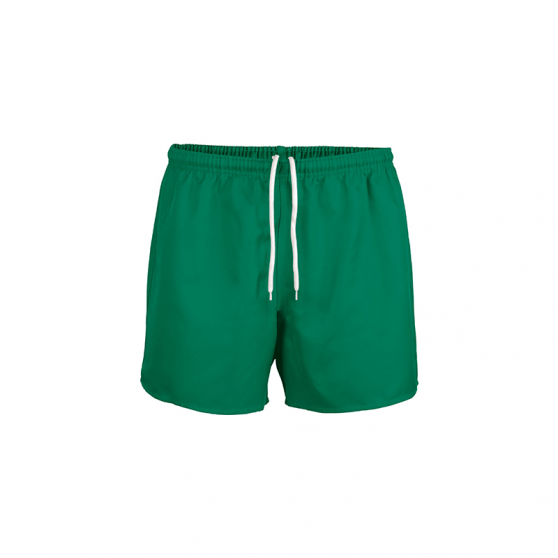 Short Rugby - Vert