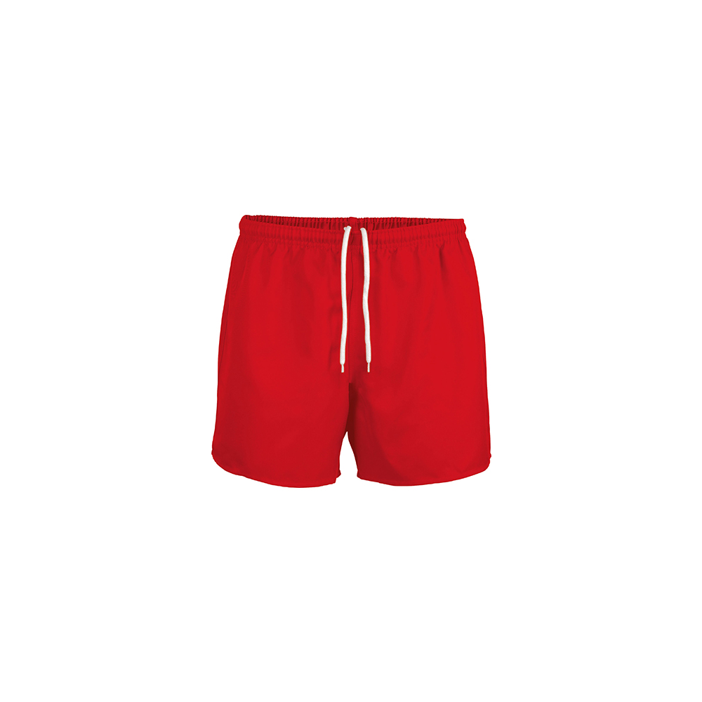 Short Rugby - Rouge