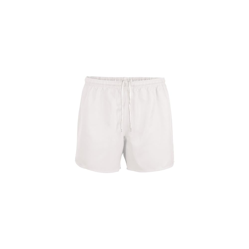 Short Rugby - Blanc