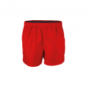 Short Rugby Elite - Rouge