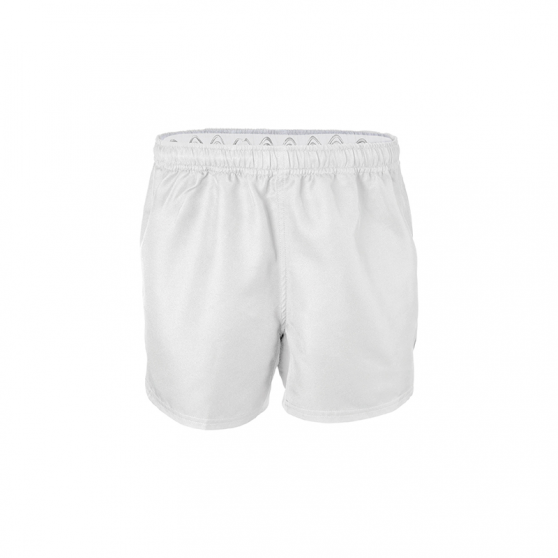 Short Rugby Elite - Blanc