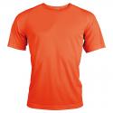 T-shirt Sport - Orange Fluo