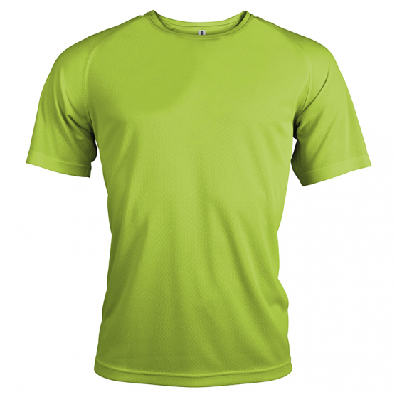 T-shirt Sport - Vert Lime