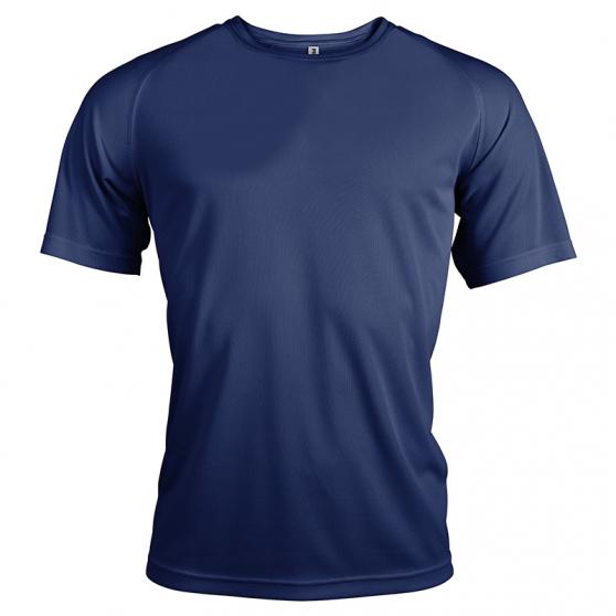 T-shirt Sport - Marine
