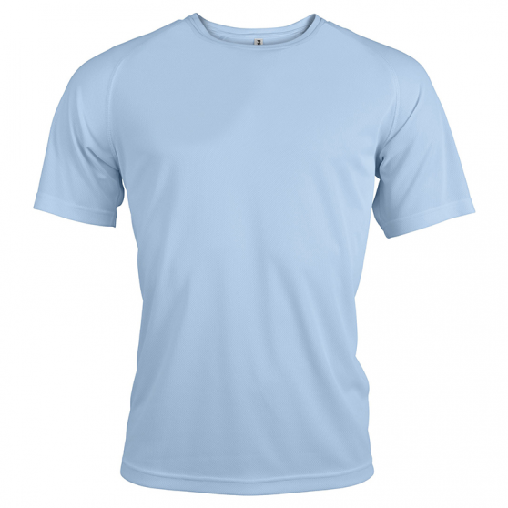 T-shirt Sport - Ciel