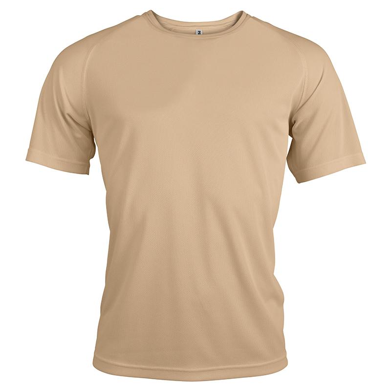 T-shirt Sport - Sable