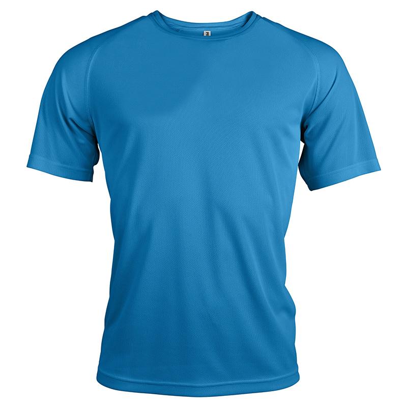T-shirt Sport - Aqua