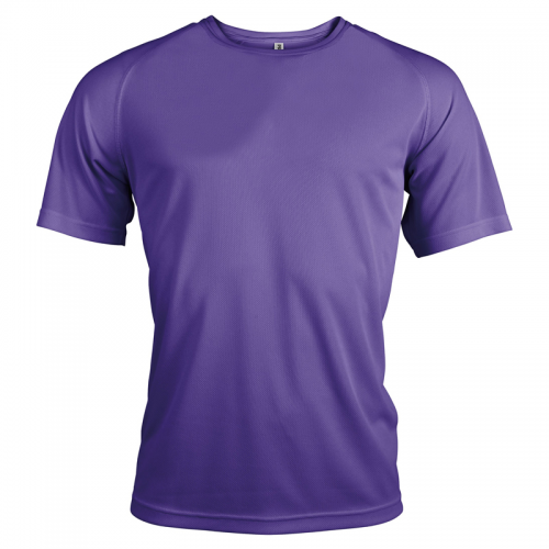 T-shirt Sport - Violet