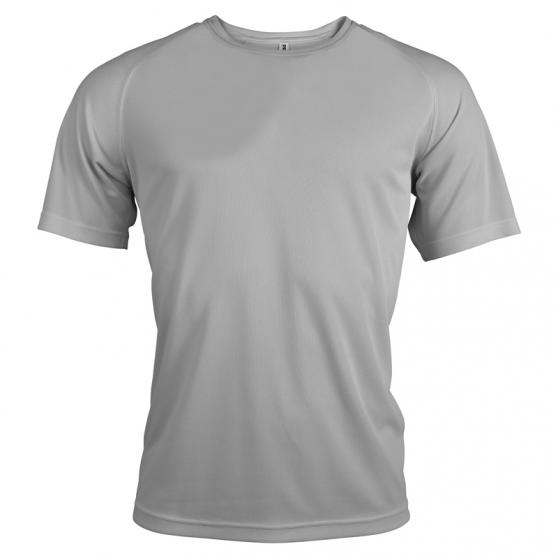 T-shirt Sport - Gris clair