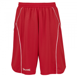Spalding Crossover Shorts - Rouge