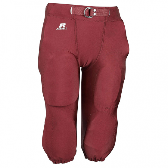 Russell Athletic Deluxe Game Pant - Cardinal