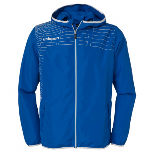 Uhlsport Match Presentation Jacket - Azur & Blanc