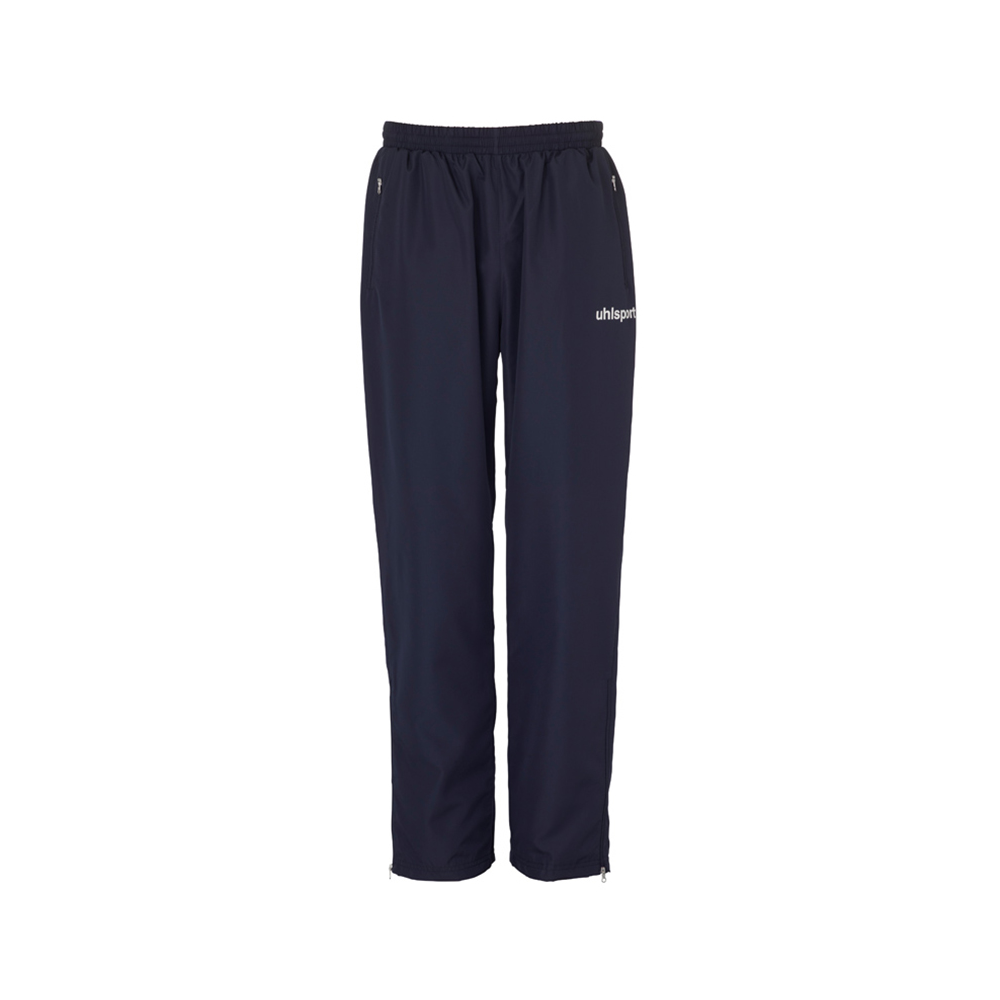 Uhlsport Match Presentation Pants - Marine & Blanc
