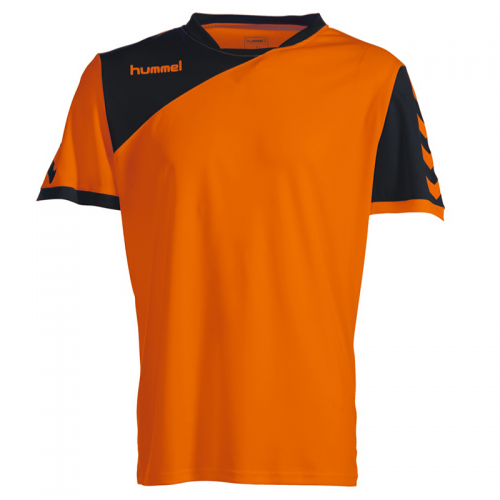 Hummel Gero - Orange & Noir