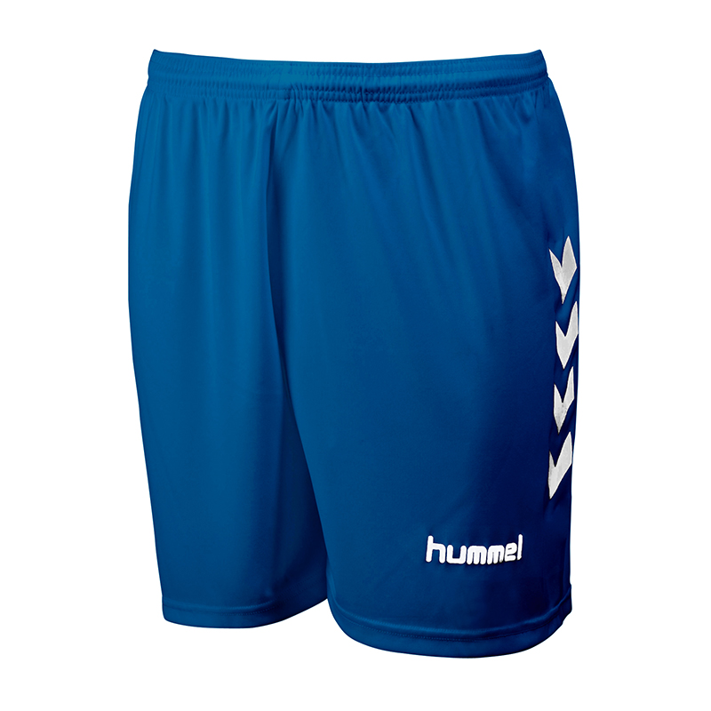 Hummel Chevrons - Royal & Blanc