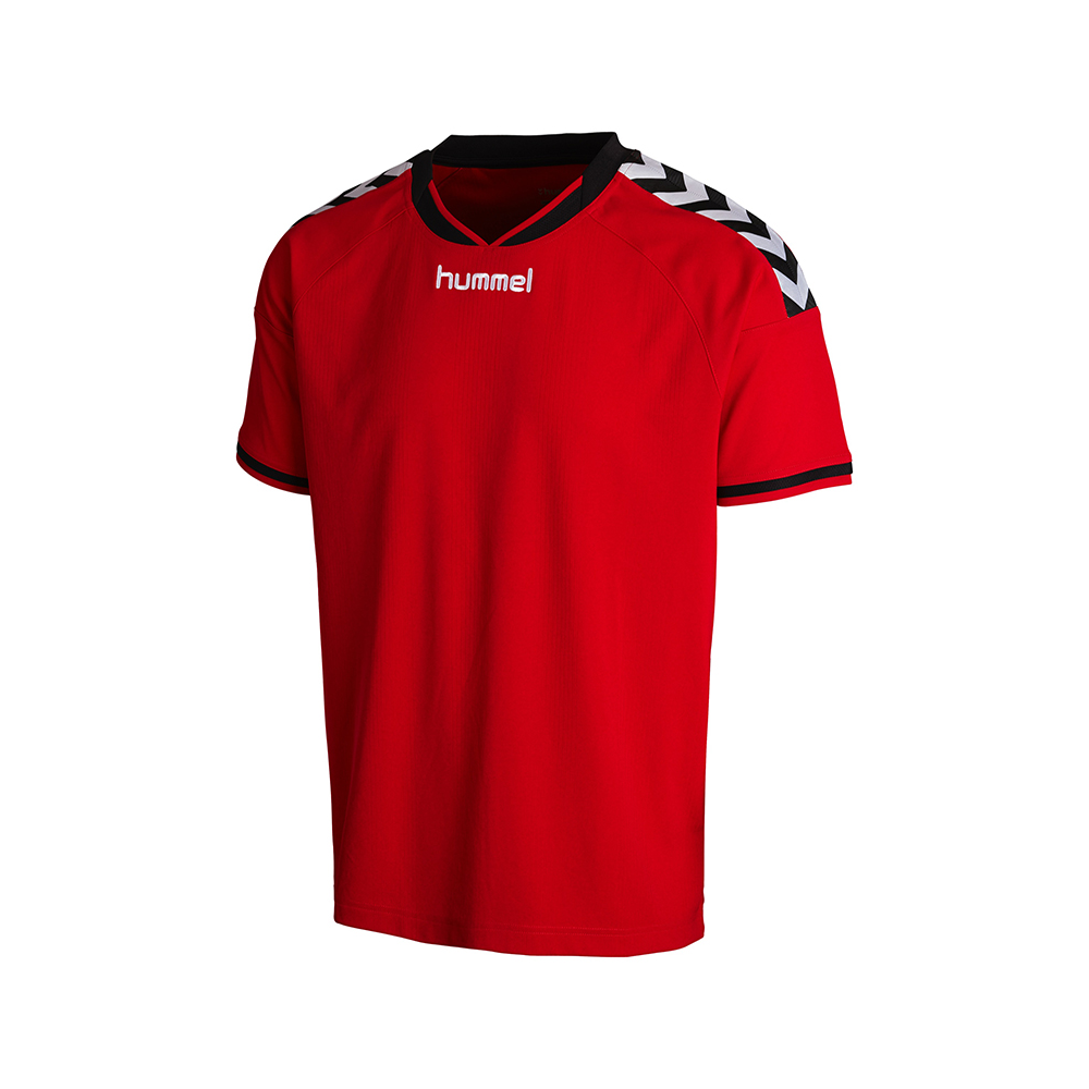 Hummel Stay Authentic - Maillot Rouge