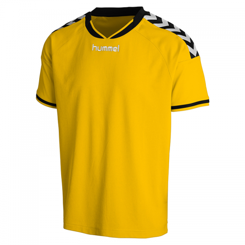 Hummel Stay Authentic - Maillot Jaune