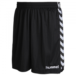 Hummel Stay Authentic - Short Noir