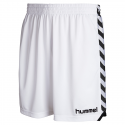Hummel Stay Authentic - Short Blanc