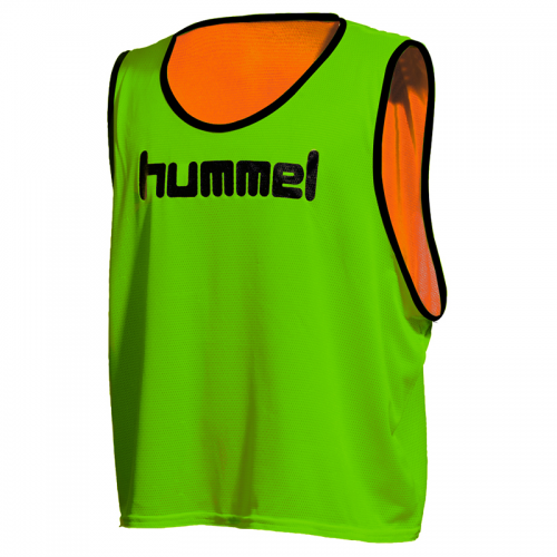 Hummel Chasuble réversible - Vert & Orange