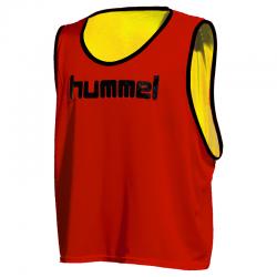 Hummel Chasuble réversible - Rouge & Jaune