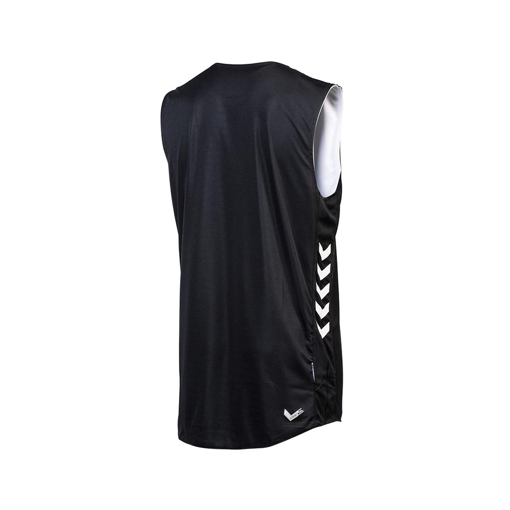 Hummel Reversible Basket - Noir & Blanc