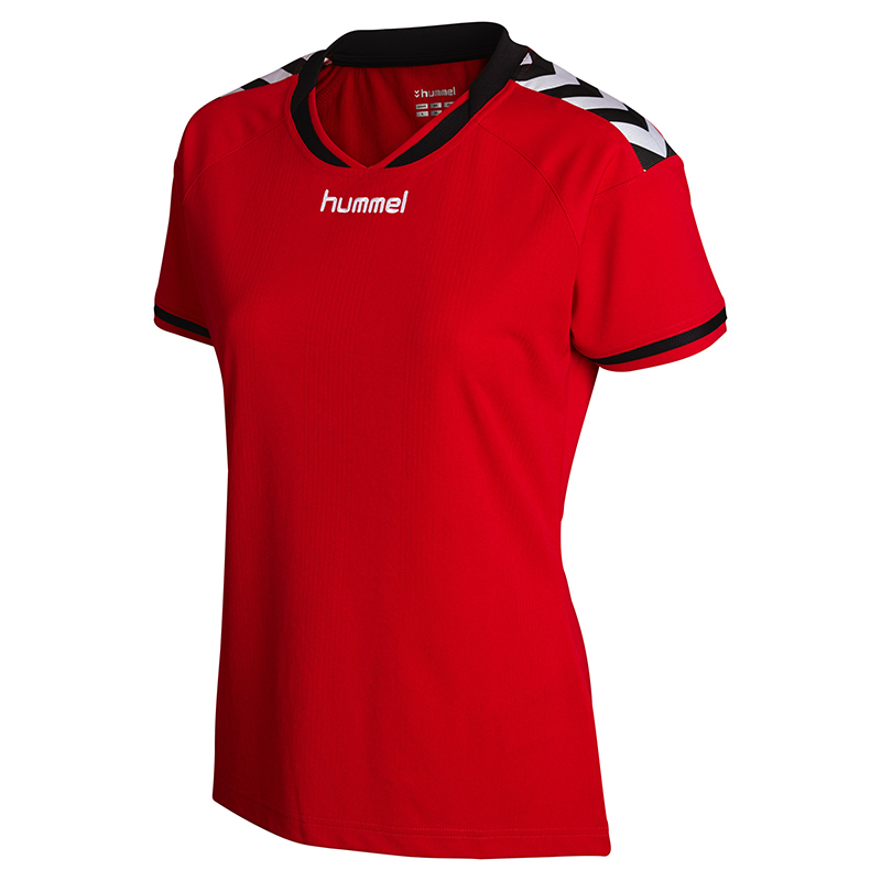 Hummel Stay Authentic Lady - Rouge