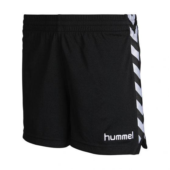 Hummel Stay Authentic Lady Short - Noir