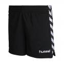 Hummel Stay Authentic Lady Short - Noir