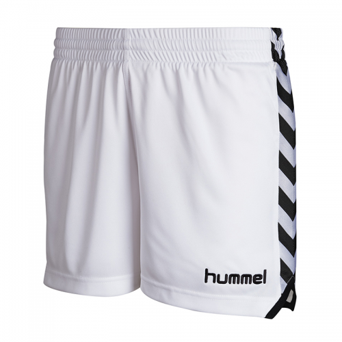 Hummel Stay Authentic Lady Short - Blanc