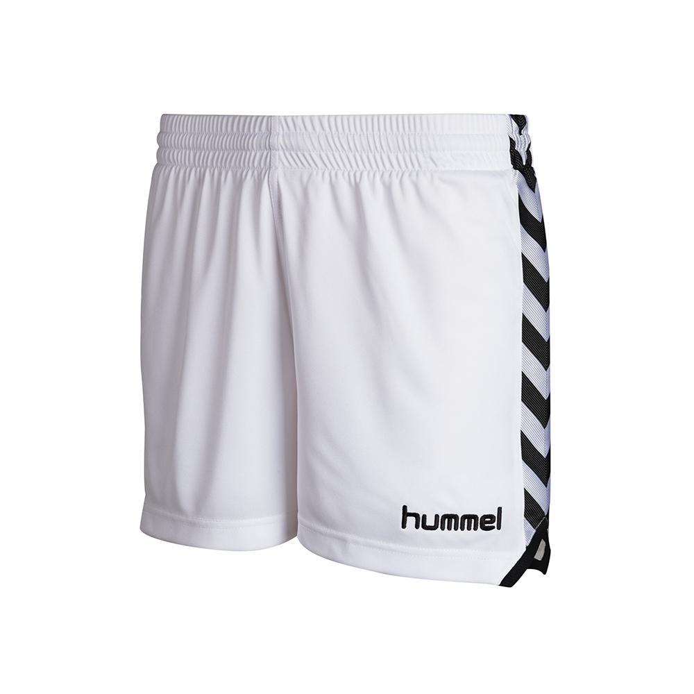 Hummel Stay Authentic Lady Short - Blanc