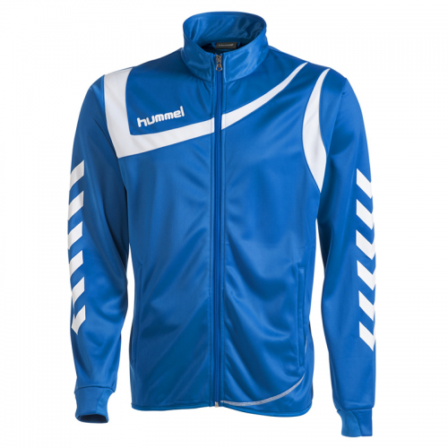 Hummel Veste Club Saber - Royal & Blanc