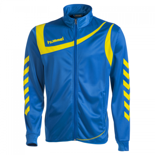 Hummel Veste Club Saber - Royal & Jaune